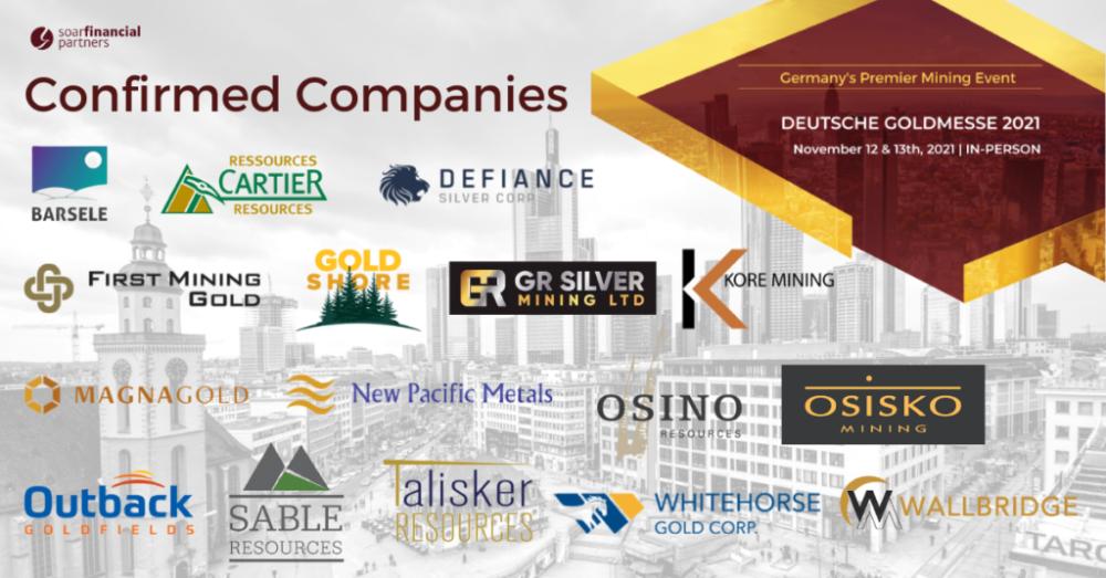 DGM 2021 Fall - Confirmed Companies